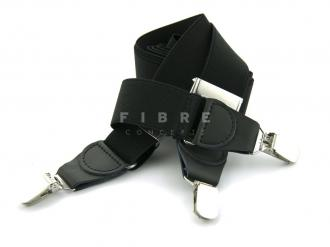 Suspender Elastic - Black
