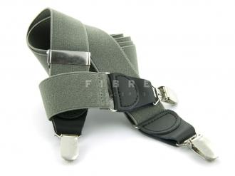 Suspender Elastic - Grey