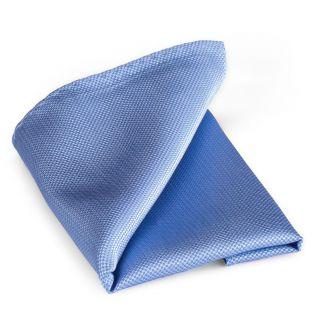 Pochet zijde NOS 1 - Lichtblauw