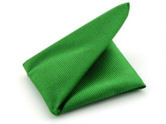 Pochet zijde NOS 68 - Groen