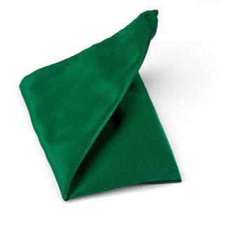 Pochet zijde/satijn Progetto NOS 6 - Groen