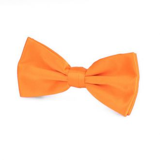 Strik polyester-satijn NOS 999 - Oranje