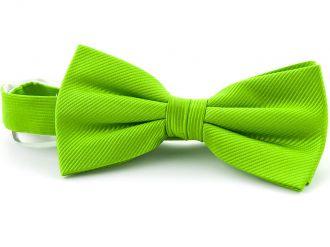 Strik zijde NOS 33 - Groen