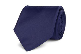 Stropdas polyester-satijn NOS 922 Marine