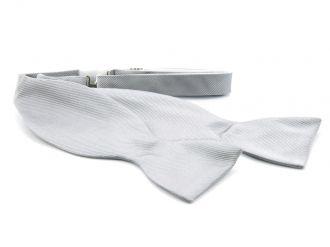 Zelfstrikker zijde NOS 48 - Zilvergrijs