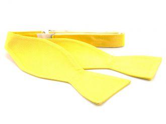 Zelfstrikker zijde NOS 70 - Geel