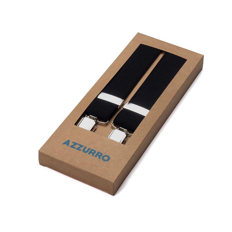 bretels elastiek 10 zwart