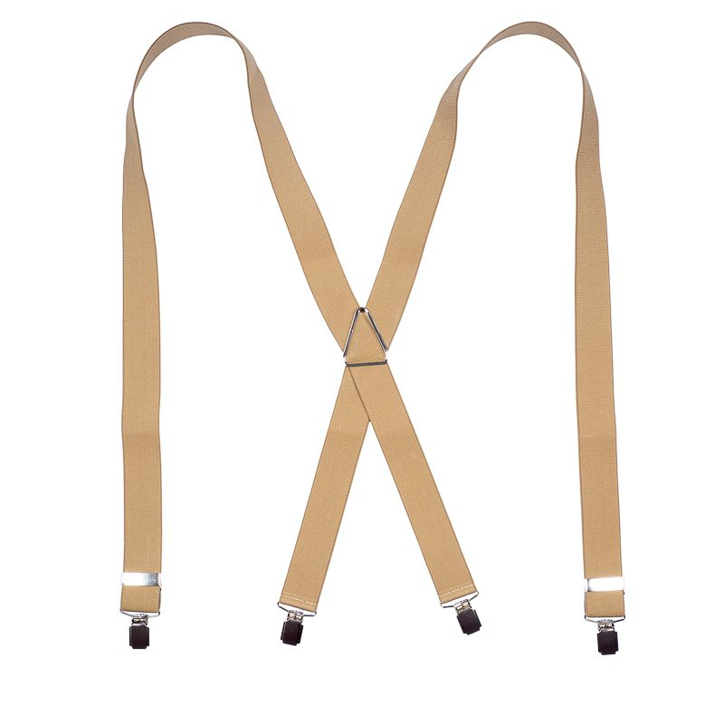 bretels elastiek 16 camel