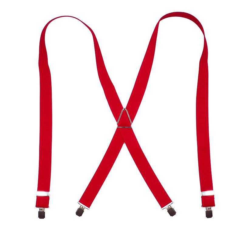 bretels elastiek 3 rood