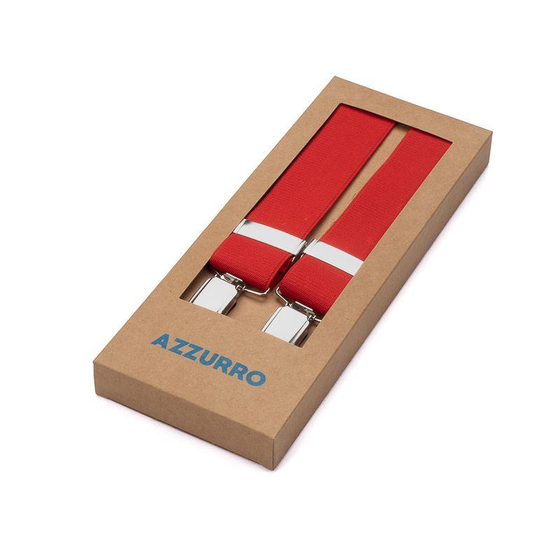 bretels elastiek 47 rood