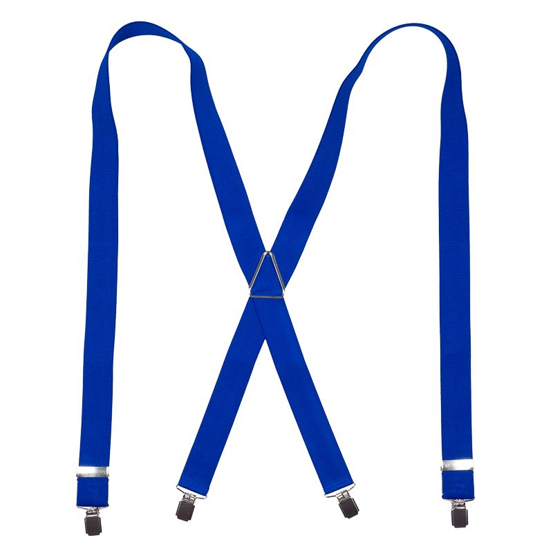 bretels elastiek 70 kobalt