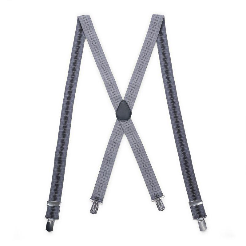 bretels elastiek 7010 grijs