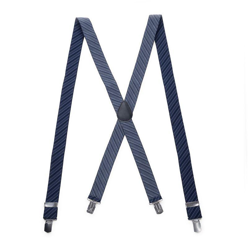 bretels elastiek 7012 marineblauw