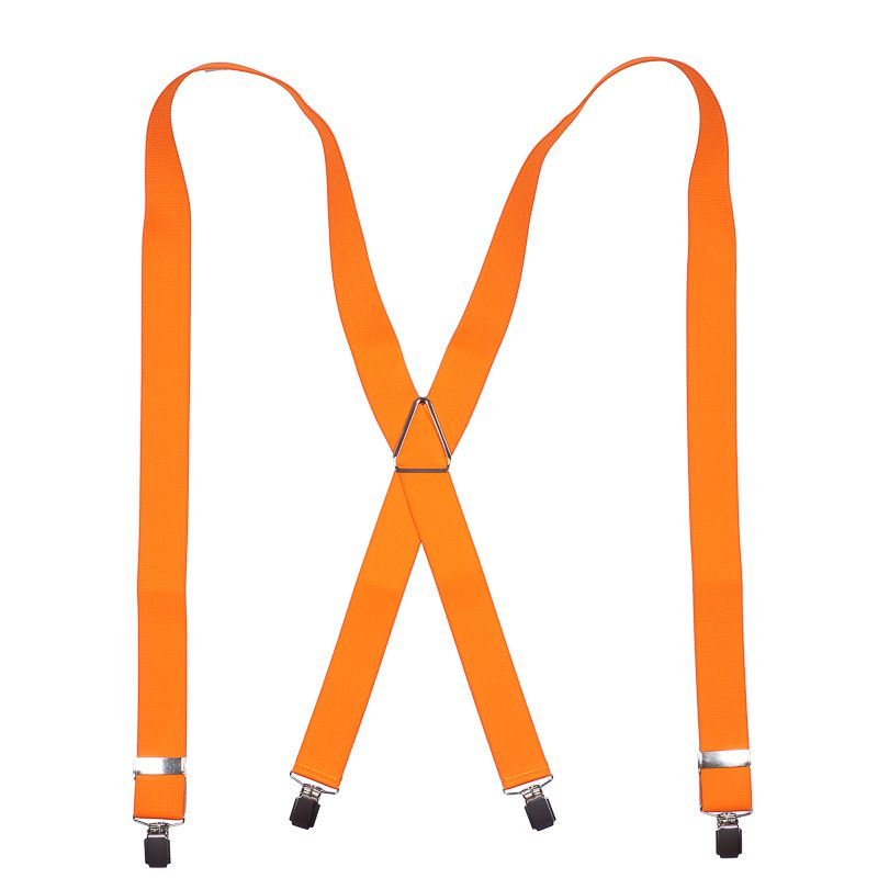 bretels elastiek 75 oranje