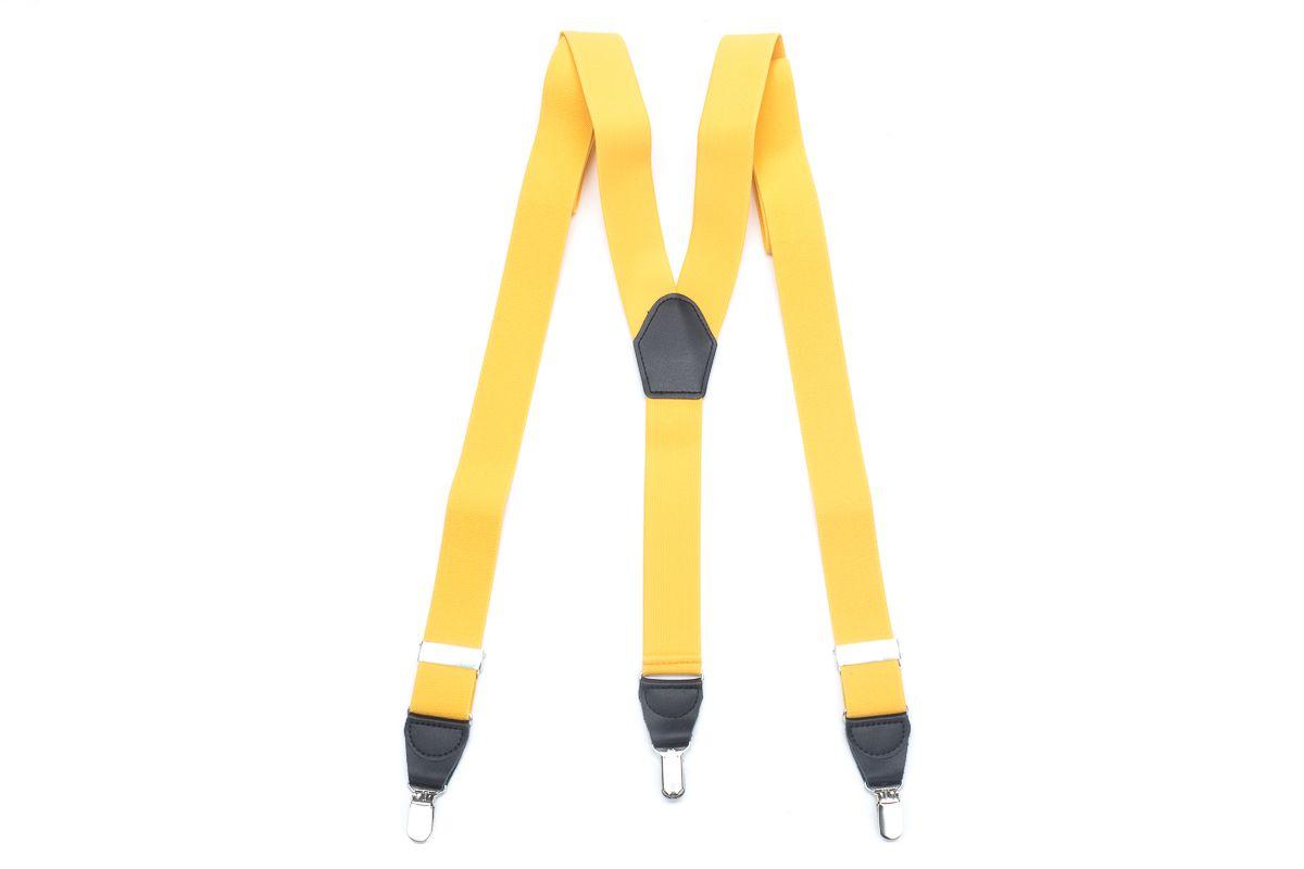 bretels elastiek 76 geel