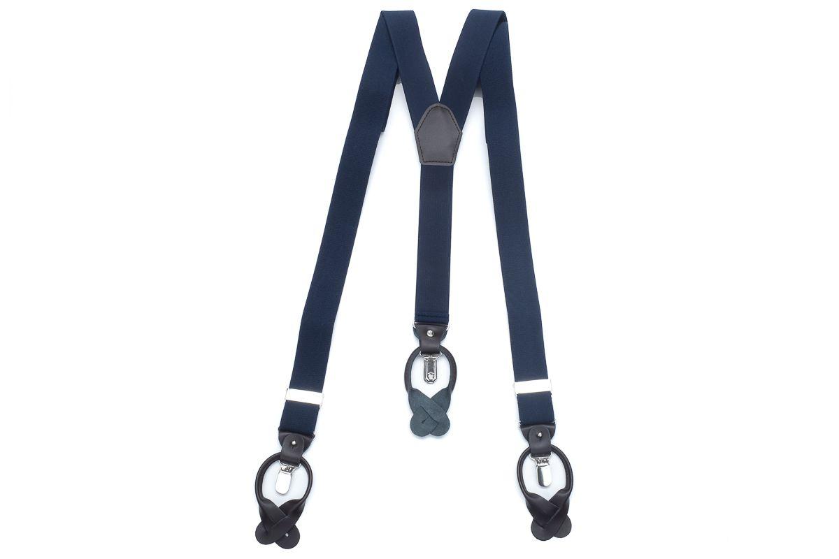bretels elastiek luxury 2 marine