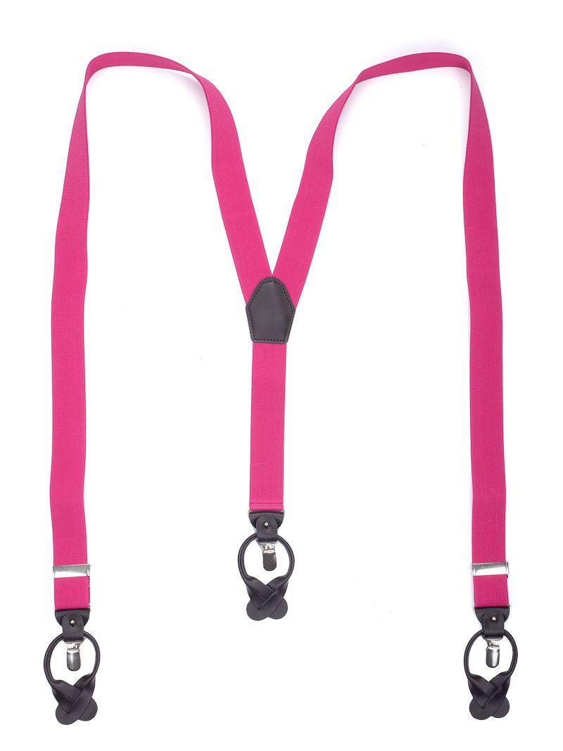 bretels elastiek luxury 72 fuchsia