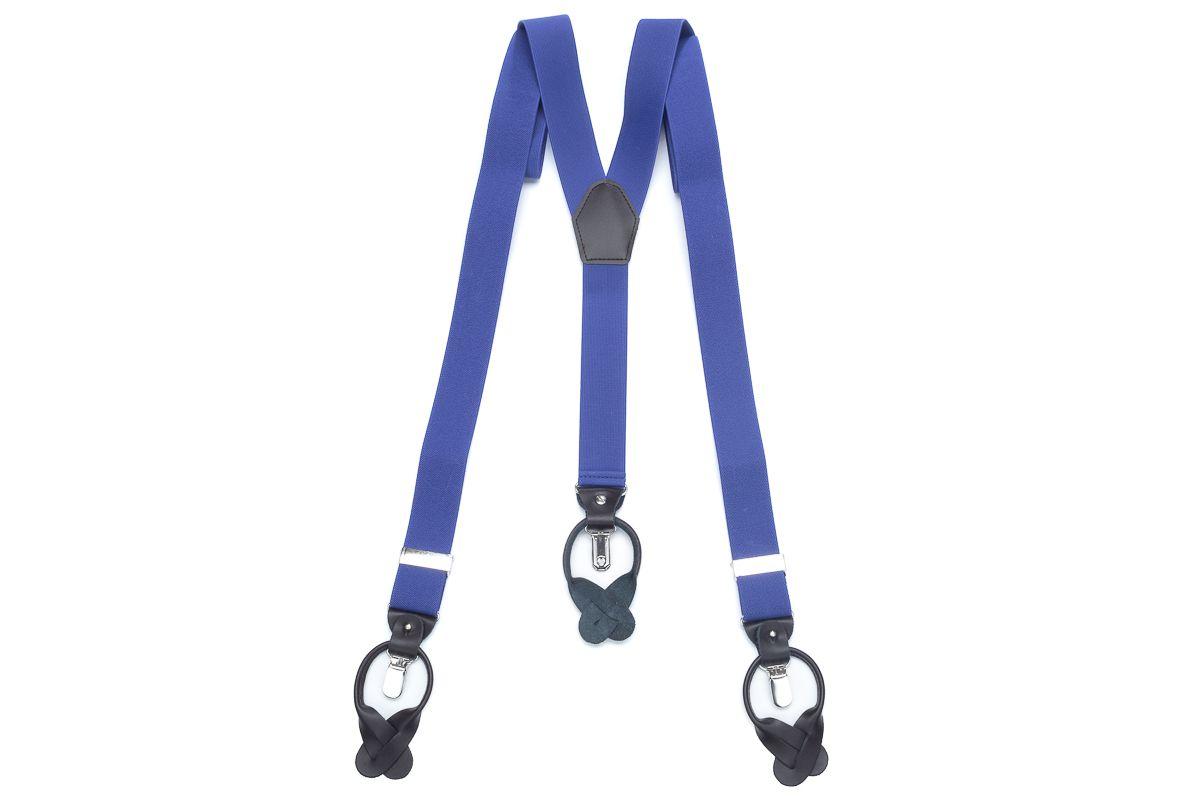 bretels elastiek luxury 73 paars