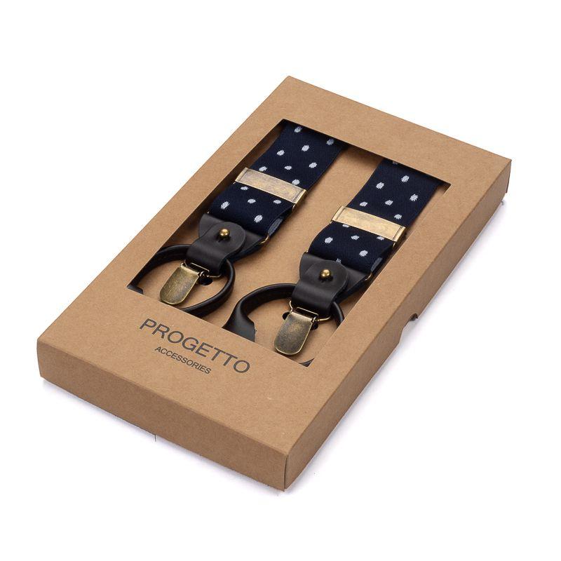 bretels elastiek luxury marinewit