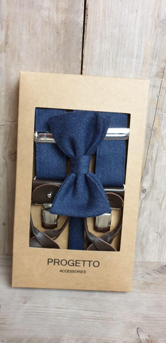 combi pack bow tie suspender