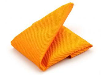 Pochet zijde NOS 1 - Oranje