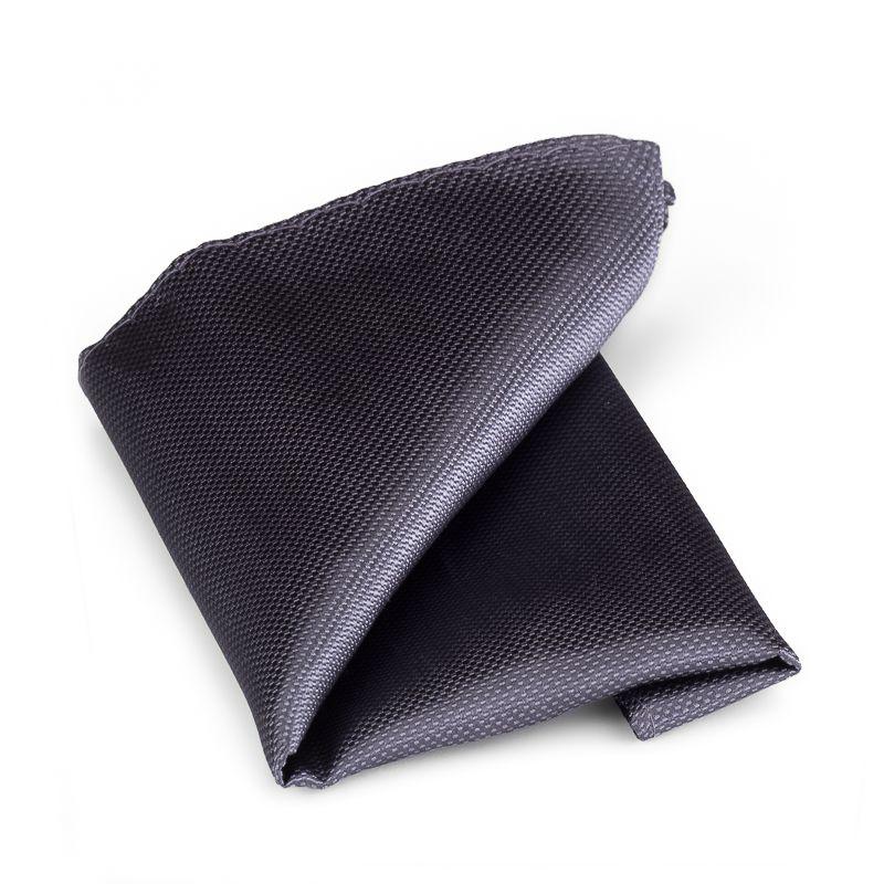 pochet zijde nos 11 grijs