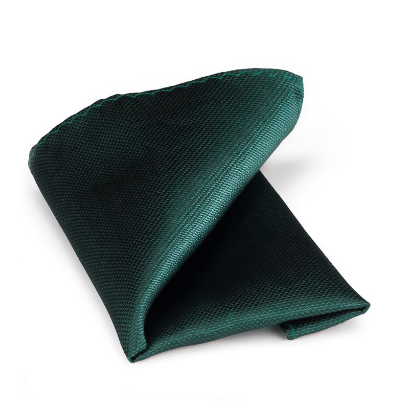 pochet zijde nos 19 groen