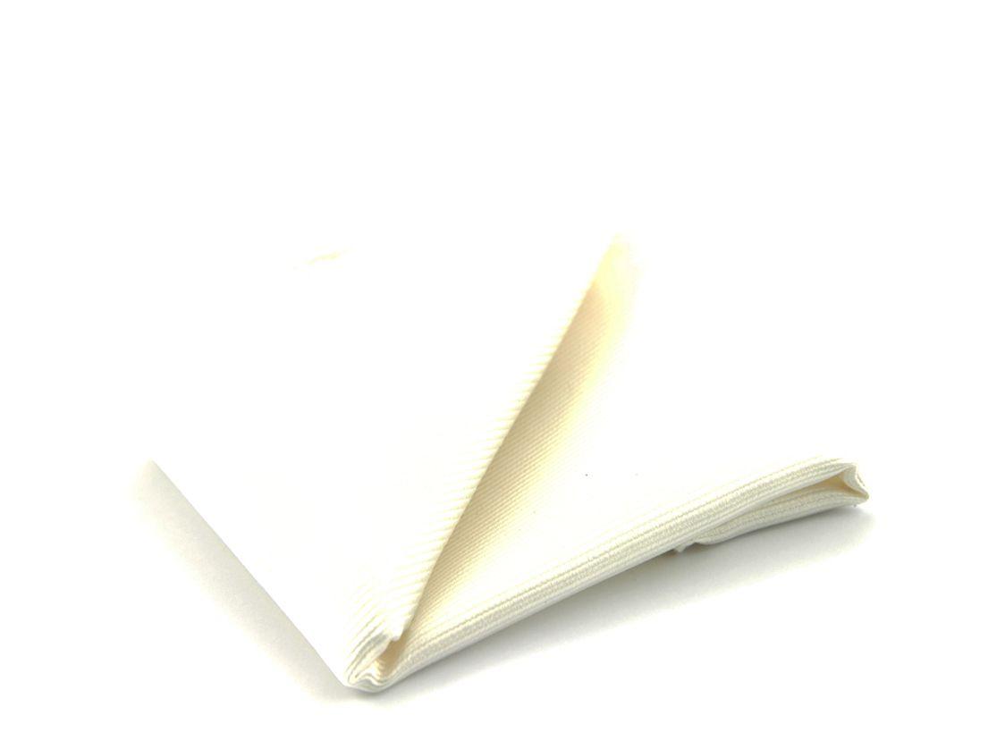 pochet zijde nos 27 wit