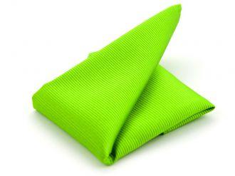 Pochet zijde 33 - Groen