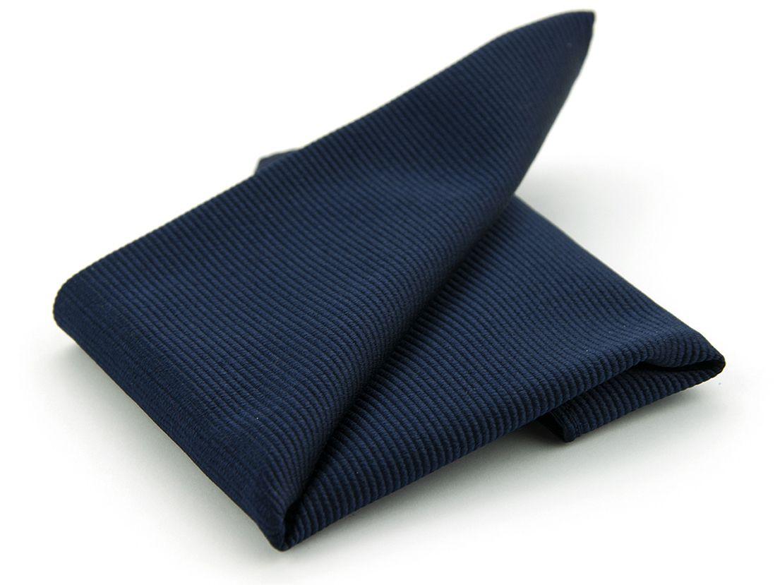 pochet zijde nos 35 marine