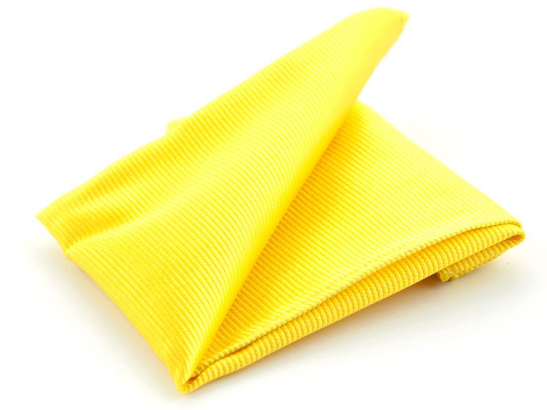 pochet zijde nos 70 geel