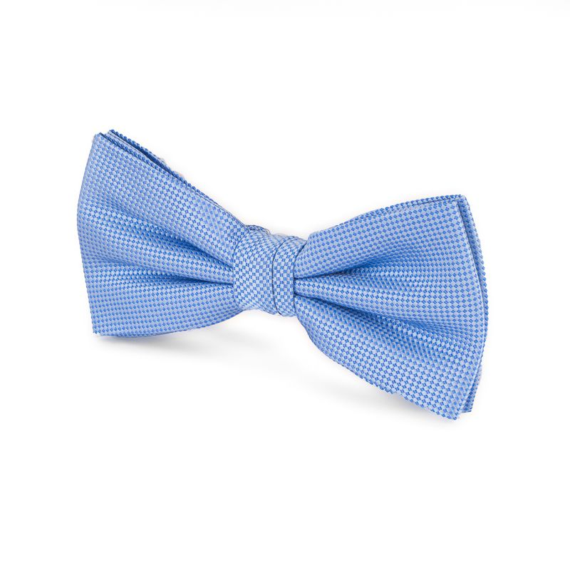 strik zijde nos 1 lichtblauw