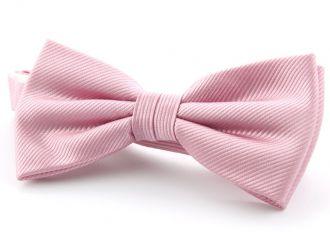 Strik zijde NOS 3 - Roze