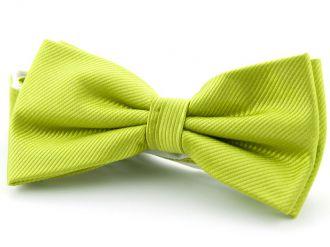 Strik zijde (UITLOPEND) 4 - Lime