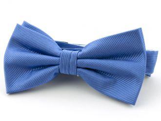 Strik zijde NOS 5 - Middenblauw
