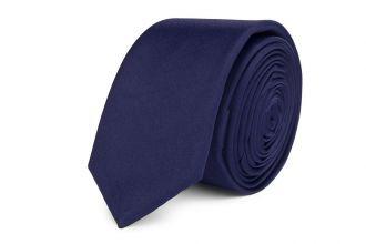 Stropdas polyester-satijn 922 Marine