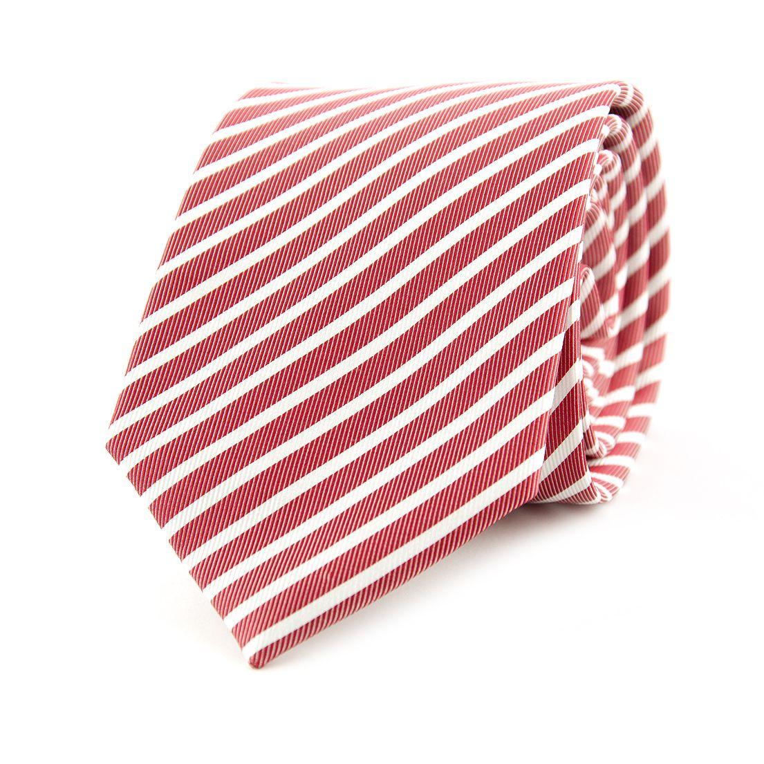 stropdas streep nos col 3 rood