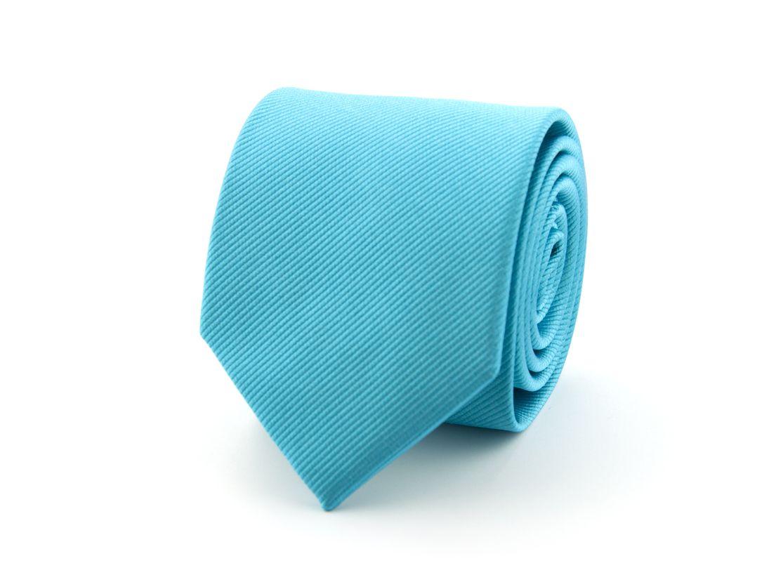 stropdas zijde nos 24 aqua