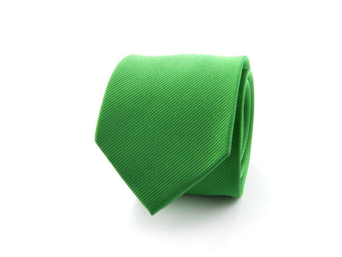 stropdas zijde nos 68 groen