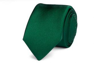 Stropdas zijde/satijn Progetto NOS 6 - Groen