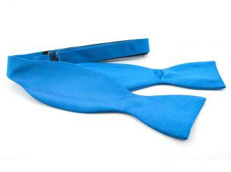 Zelfstrikker zijde (UITLOPEND) 32 - Blauw