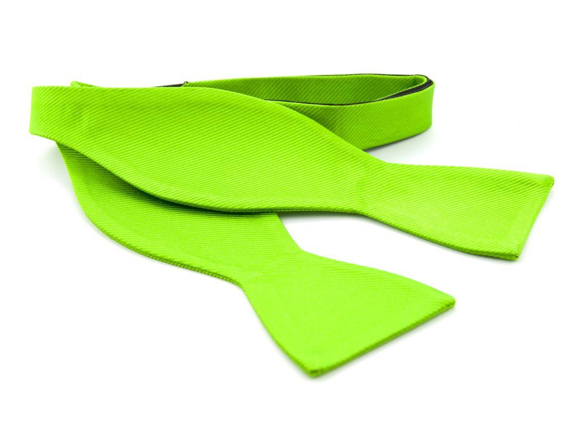 zelfstrikker zijde 33 groen