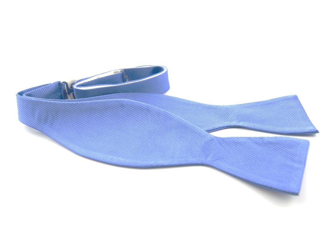 zelfstrikker zijde 5 middenblauw