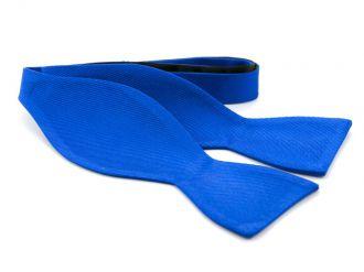 Zelfstrikker zijde (UITLOPEND) 65 - Kobalt