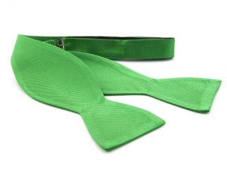 Zelfstrikker zijde (UITLOPEND) 68 - Groen